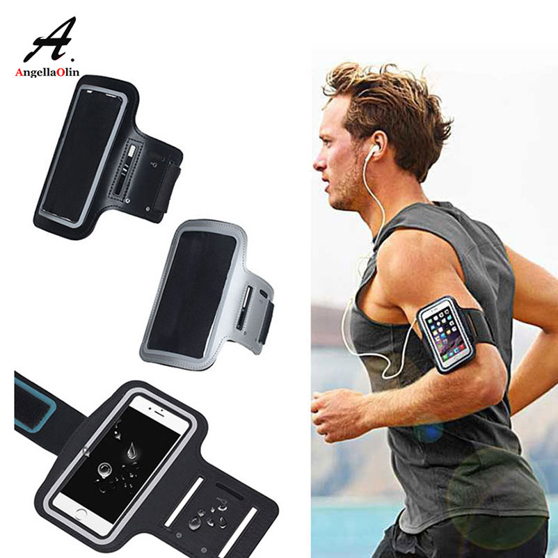 Straightforward Floveme Sport Running Armband For Iphone Xr Xs Max 7 6 Plus Case Armband For Mobile Phone Pouch Case For Iphone 6 7 8 Case Sport Cellphones & Telecommunications Armbands