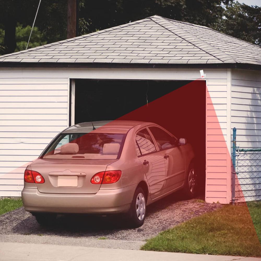 casa sem fio sistema de alarme carro 03