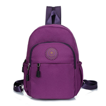 women canvas backpack 2016 new hot women s bags casual travel backpack womens small backpack PT544