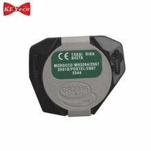 KEYECU for Toyota Hilux Vigo Fortuner 4Runner Remote Control Car Remote Key Board B42TA 3 Button 433MHz