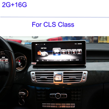 2G RAM 16G ROM In Car GPS Multimedia System for Merce des Ben z CLS Class W218 2012 2013 2014 2015 2016