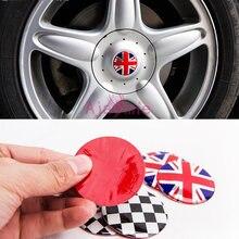 Аксессуары для bmw mini cooper Крышка Ступицы Колеса Флаг Великобритании