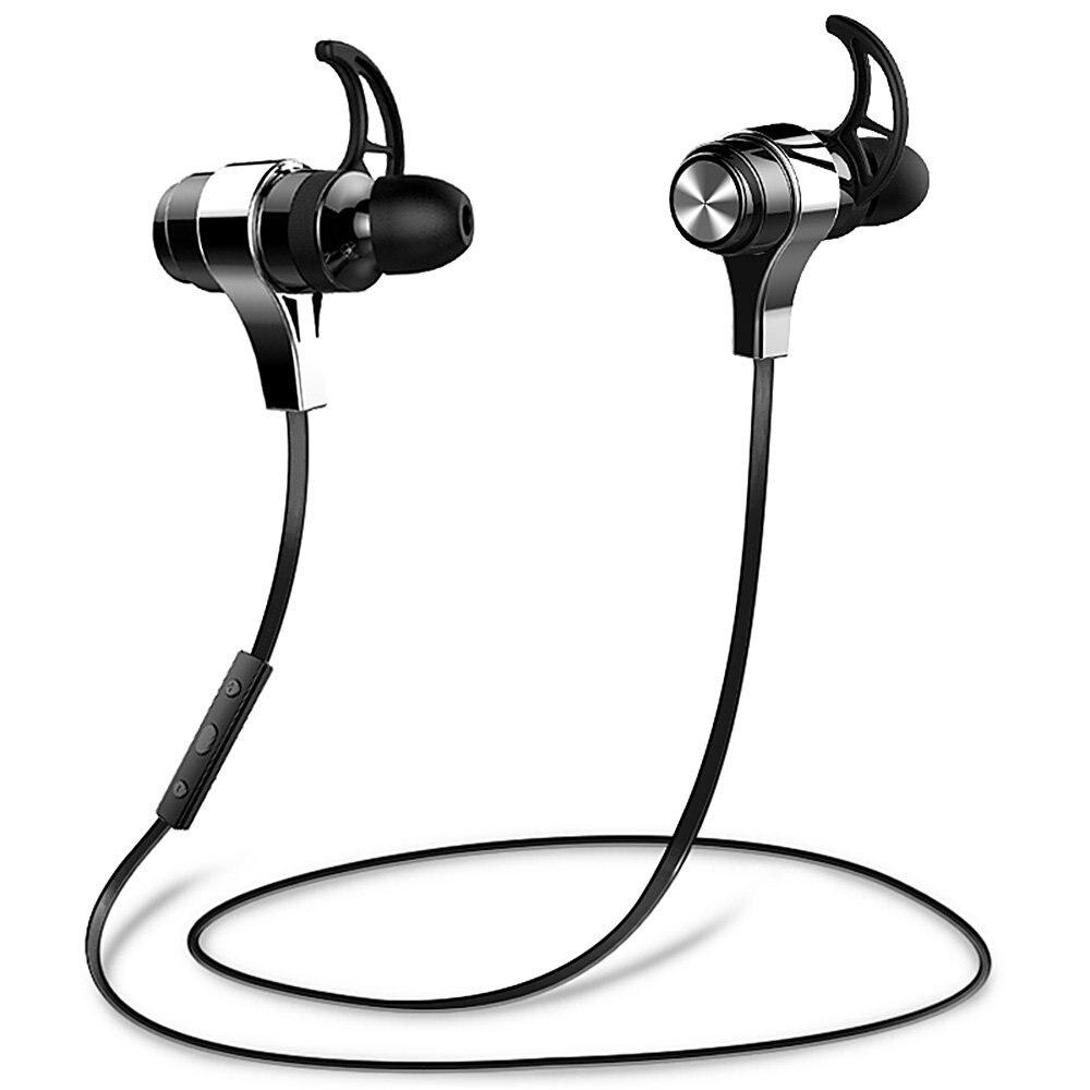 ZEALOT H2 Sweatproof Sport Wireless Earphone Stereo Bluetooth 4.0 Headset With Microphone original zealot h1 sweatproof neckband sport stereo bluetooth earphone wireless headphone running headset with microphone