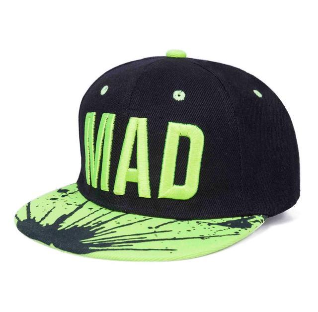 Cool! Snapback Cap Kids Girls Letters Patterns Children Baseball Cap Hip Hop Hat For Boys Sun Summer Hat Free shipping