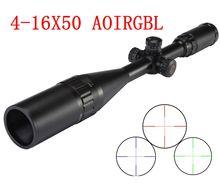 Big discount Mil Dot Optical Sight 4-16X50 Hunting Military Rilfescope Airsoft AirRifles Guns Rifle Scope for Air Guns Hunting Telescopic