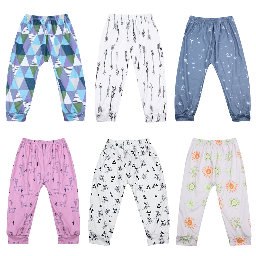 270af6b0519a Baby Pants Summer  Autumn Fashion Cotton Infant Pants Newborn Baby Boy  Pants Baby Girl Clothing 0-24 M Baby Trousers