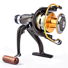 HOT SALE! Spinning Reel Fishing Wheel TR2000-TR6000 10BB 5.1:1 Spinning Reel Casting Fishing Reel Lure Tackle Line Rods