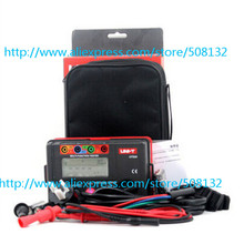 UNI T UT526 UT 526 Electrical Insulation Tester Earth Resistance Meter + 1000V+RCD Test+Continuity+Vac/dc (4 in 1)