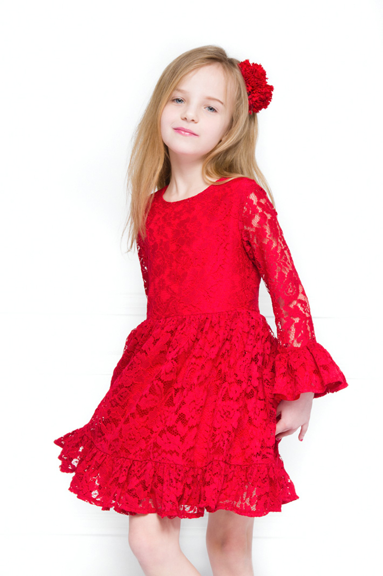 Christmas dresses for kids - Children Girl Christmas Dress 2017 Red Kids Preteen Clothing Dresses New Year Clothes Sets 12 Years In Dresses From Mother Kids On Aliexpress Com