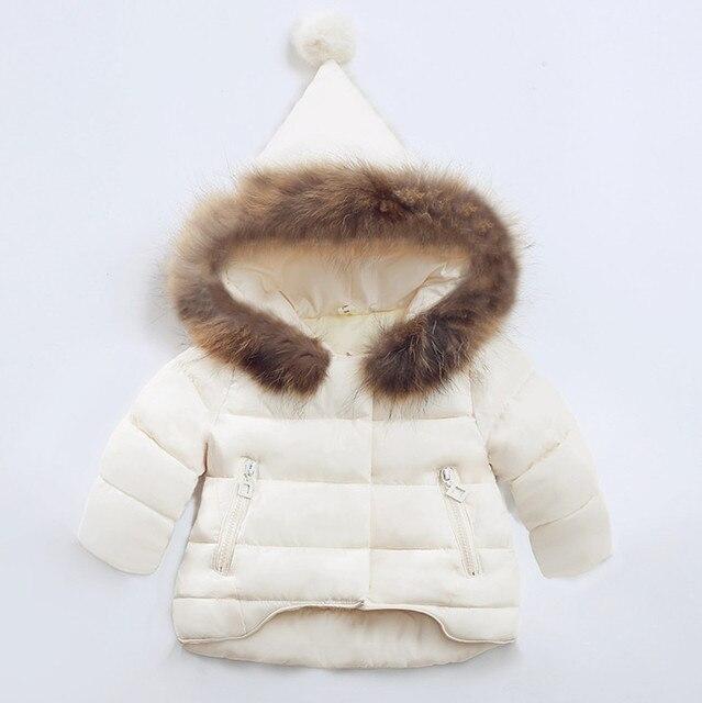 b9bc555ce MUQGEW girls winter coat Baby Girls Boys Kids Down Jacket Coat ...