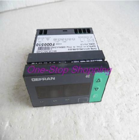 New Original Thermostat Controller 40T-72-PID-00-RR-00-9