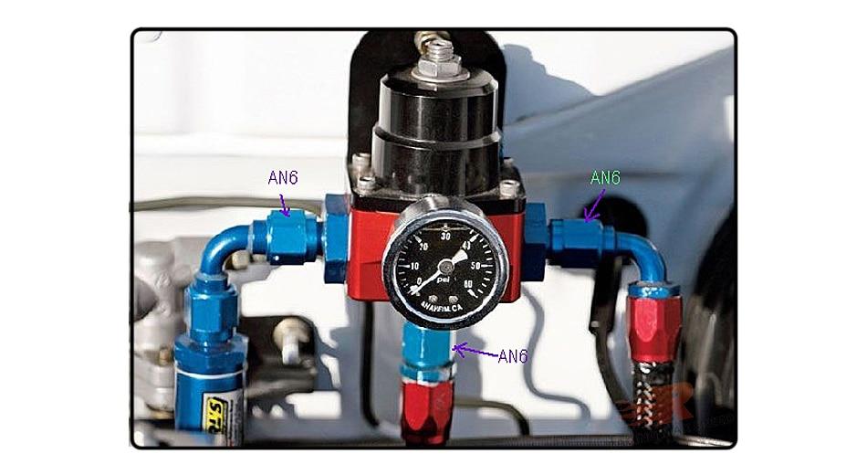 Regulador da pressão de óleo