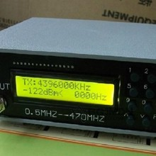 High quality  0.5Mhz-470Mhz RF Signal Generator For FM Radio