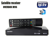 Freesat satellite tv OVERBOX M9S Satellite Receiver Support WEB TV Biss Key and Newcamd HD Digital TV BOX Support IPTV