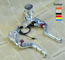 Adelin Lever Handlebar Hydraulic clutch Brake Pump Master Cylinder Motorcycle Racing moto Universal For Yamaha Kawasaki