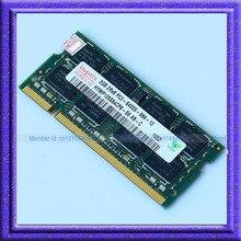 Hynix 2 GB DDR2-800 PC2-6400 800 Mhz 200pin DDR2 2 gb de Memoria Portátil 2G pc2 6400 800 MHZ Módulo Portátil SODIMM RAM Libre gratis