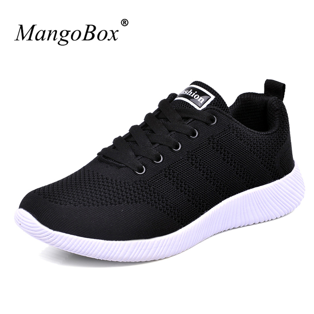 2018 Running Shoes For Women Black Gray Sport Shoes Female Spring Summer  Walking Sneakers Stability Ladies Running Sneakers 131ef987da