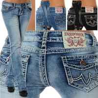 Marke neue beiläufige dünne Lange Jeans Frauen mittleren Taille bleistift jeans Denim Hosen frauen Elastische Stretch stretchy mode Jeans femme