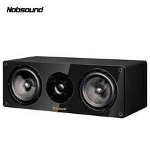 Nobsound NS-1900C дерево 120 Вт 5,5 дюймов портативный динамик s HiFi Колонка звук дома Профессиональный динамик