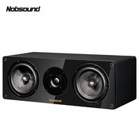 Nobsound NS 1900C дерево 120 Вт 5,5 дюймов портативный динамик s HiFi Колонка звук домашний Профессиональный динамик