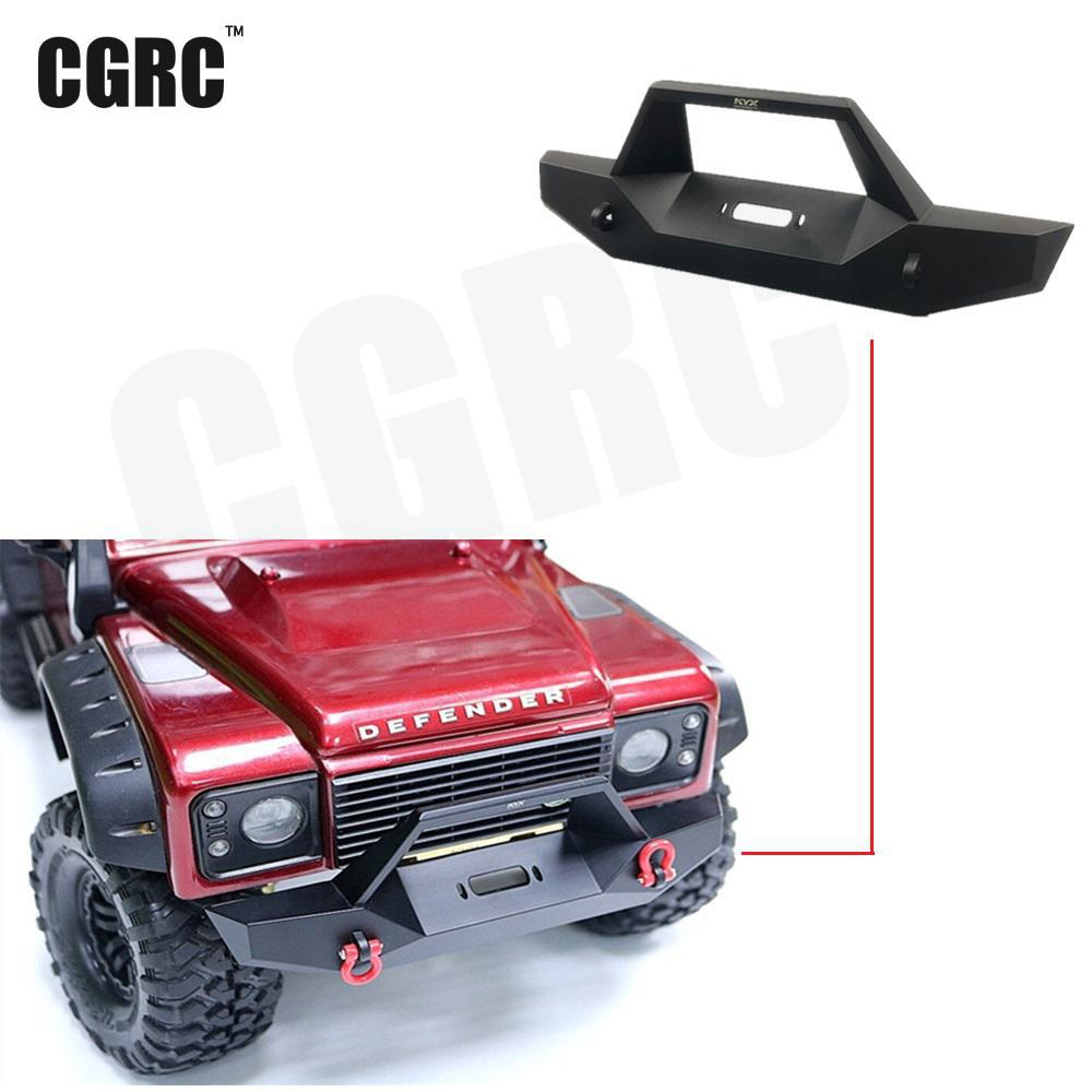 Alloy Metal Front Bumper Anti-collision Bar For 1/10 Rc Crawler Car Traxxas Trx4 free shipping traxxas trx 4 front bumper anti collision metal upgrade accessories front bumper suit trx 0008 6061 aluminum alloy
