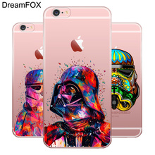 Здесь можно купить   L090 Star Wars Soft TPU Silicone  Case Cover For Apple iPhone 7 6 6S Plus 5 5S SE 5C 4 4S Mobile Phone Accessories & Parts