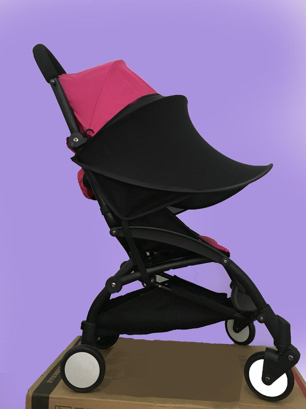 Saulėlydžio vaikiškų vežimėlių tentai Rag Shade Blocks 99% UV - Vaikų veikla ir įranga - Nuotrauka 4