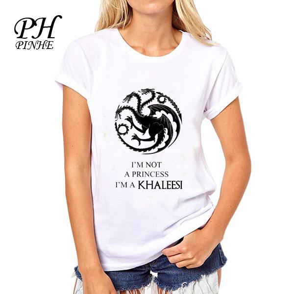 Khaleesi Mother of Dragons T-shirts