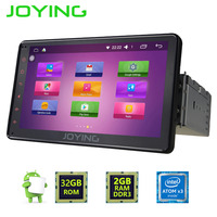Joying 1DIN Android 6.0 Car Autoradio 2GB RAM Head Unit 7'' touch screen steering-wheel Stereo GPS Bluetooth FM AM system player