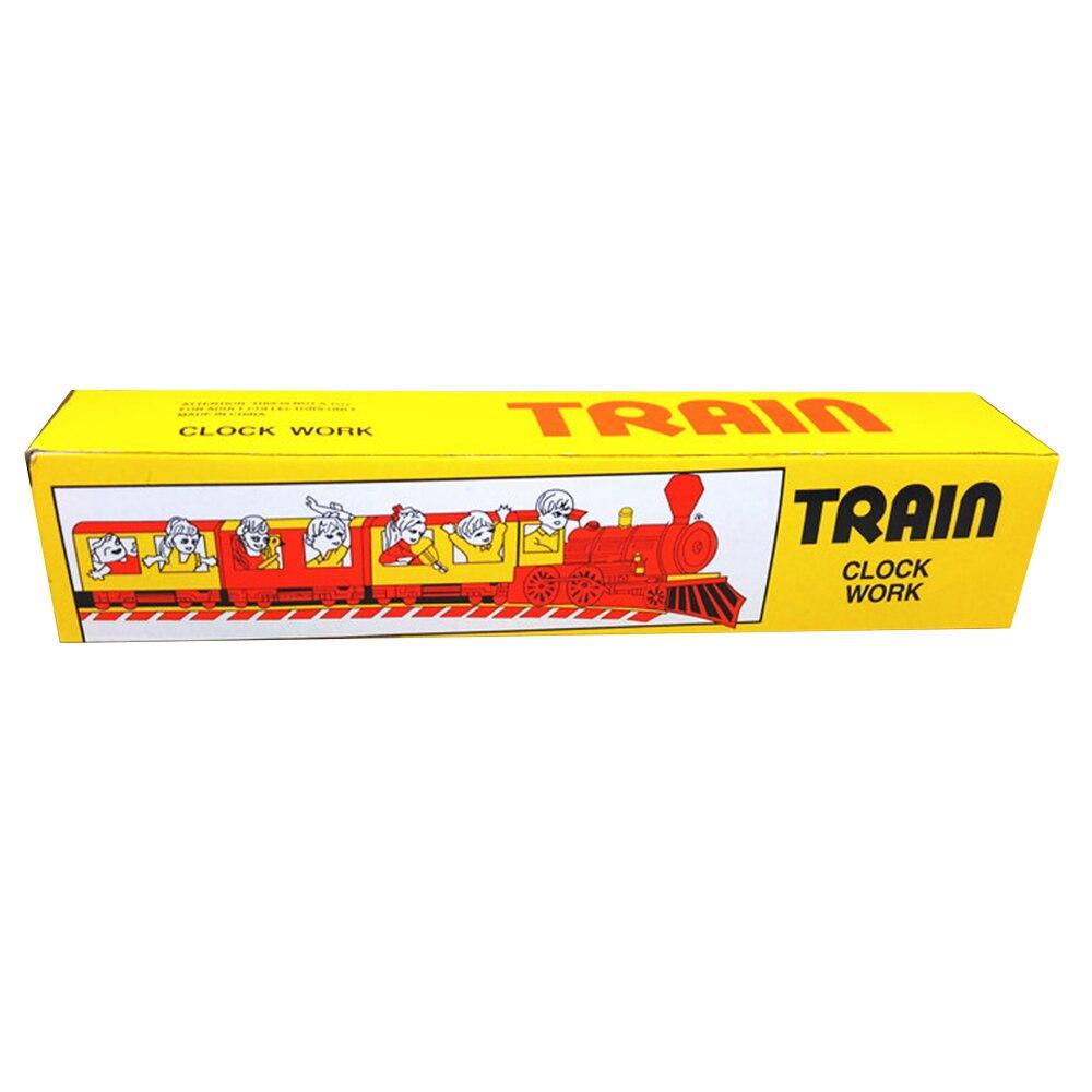 Железная цепь поезд Игрушка Железный поезд Игрушка экологическая образовательная Мода Коллекция украшения начинающая способность забавная