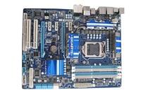 Оригинальный материнская плата для Gigabyte GA P55A UD4 доски P55A UD4 1156 DDR3 16 г для i5 i7 процессор P55 Desktop motherborad Бесплатная доставка