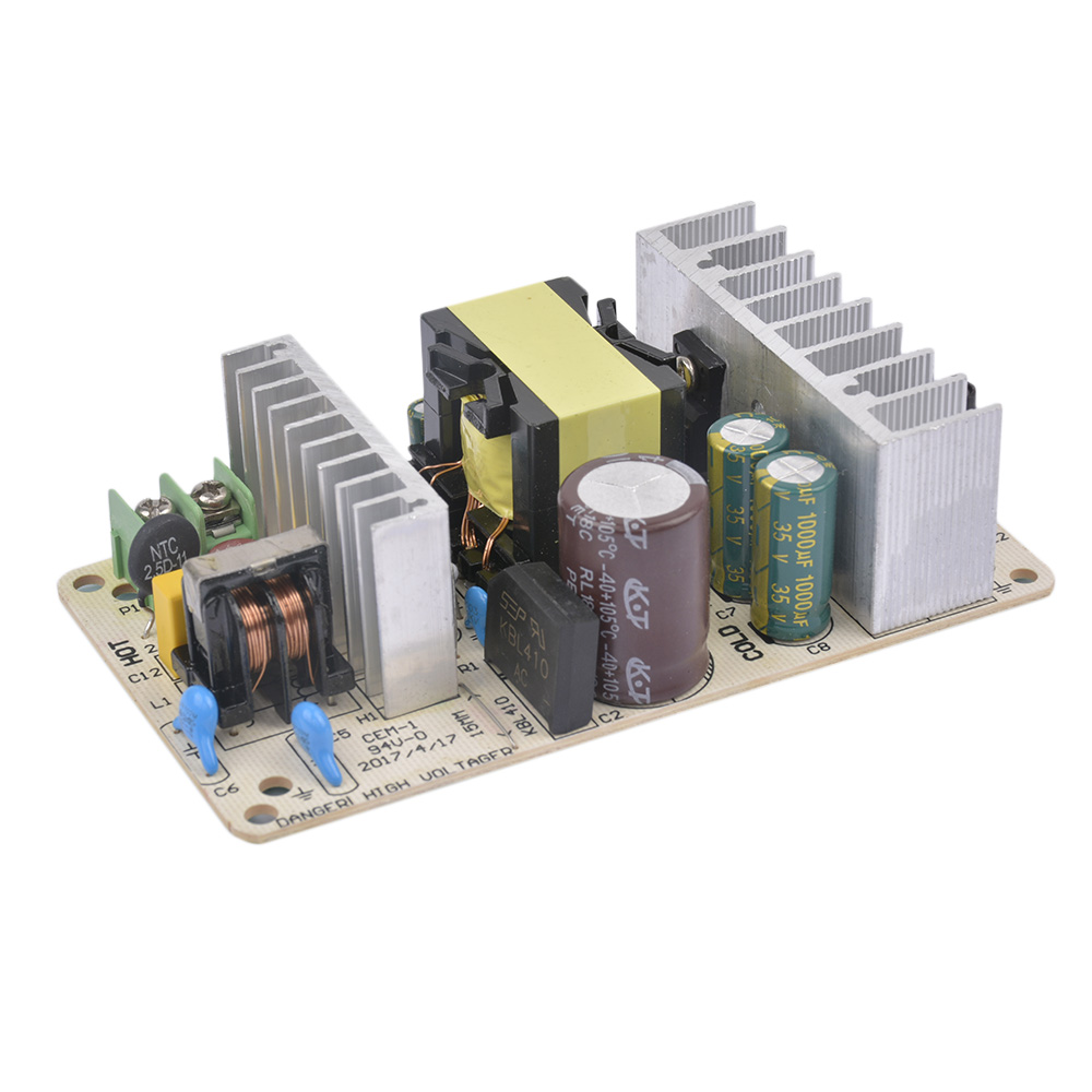 1Pc 220V To 24V Power Supply 150W High Power Transformer AC-DC Switching Industrial 50-60Hz Transform Industrial Module Board 1pc 100w switching power supply module ac 85 265v 50 60hz to dc12v 8a board
