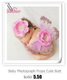 Acessórios Adereços Fotografia de recém nascidos Macacão