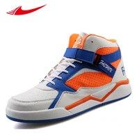 Jordan AJ Multicolored PU Stitch Skateboarding Shoes Breathable Men Sneakers Hook Loop Lightweight High Top Casual