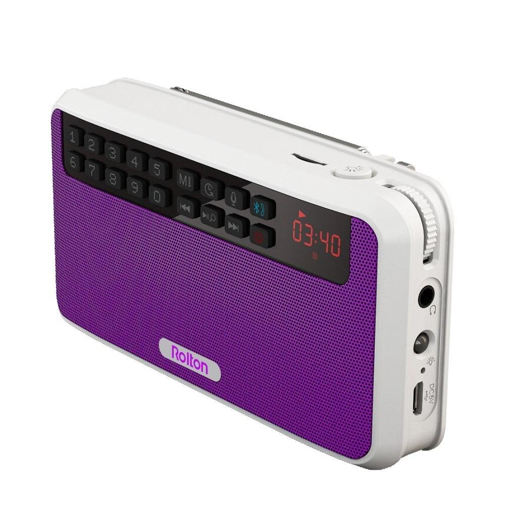 SIFREE Portable E500 HiFi Stéréo Bluetooth Haut-Parleur Super Bass Sound boîte Colonne MP3 Music Player Pour Ordinateur Avec Radio TF carte