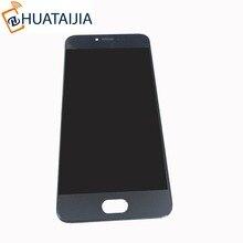 "Pantalla LCD + Touch panel Digitalizador con marco Para 5.2 ""Meizu pro 6 pro 6 s pro6s pro6 blanco/negro Del color Del Envío gratis"