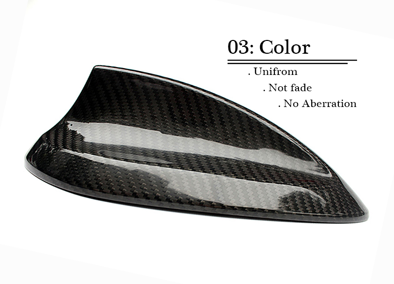 F82 Shark Fin Carbon Giber For BMW F82 2 doors Hard top M4 420i 428i 428ixD 430i 435i 440i Roof Antenna Shark Fin Cover 2013 in in Aerials from Automobiles Motorcycles