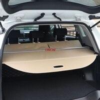 Для Toyota RAV4 2016 2017 2018 задний багажник Грузовой Обложка щит безопасности Экран тени Высокое качество автомобильные аксессуары