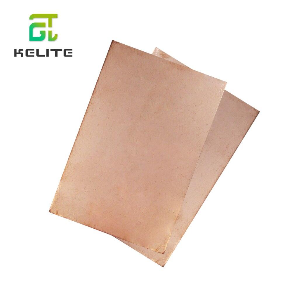 HAILANGNIAO 1PCS/LOT FR4 Blank Copper Clad Circuit Board Single Side 10x15cm PCB 1.5~1.6MMHAILANGNIAO 1PCS/LOT FR4 Blank Copper Clad Circuit Board Single Side 10x15cm PCB 1.5~1.6MM