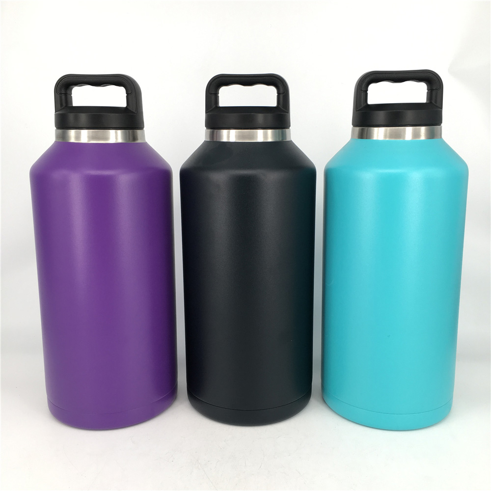 36 64 OZ 7 Colors Insulation Tumbler With Cup Sets Wholesale Custom Logo Cars Cups Large
