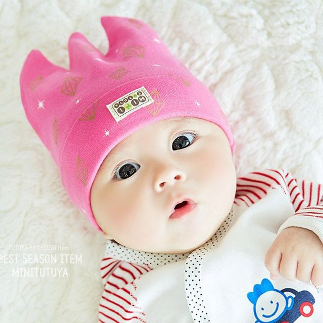 0e966999d1c Retail and Wholesale Spring Autumn New Baby Hat Boy Girl Toddler Infant  Cotton Hood Cap Beanie
