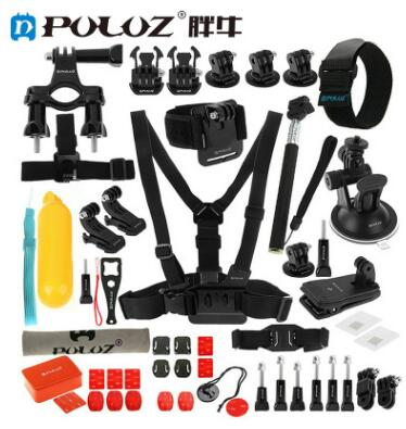 For GoPro Accessories 53 In 1 for GoPro Accessories Total Ultimate Combo Kit for GoPro HERO5