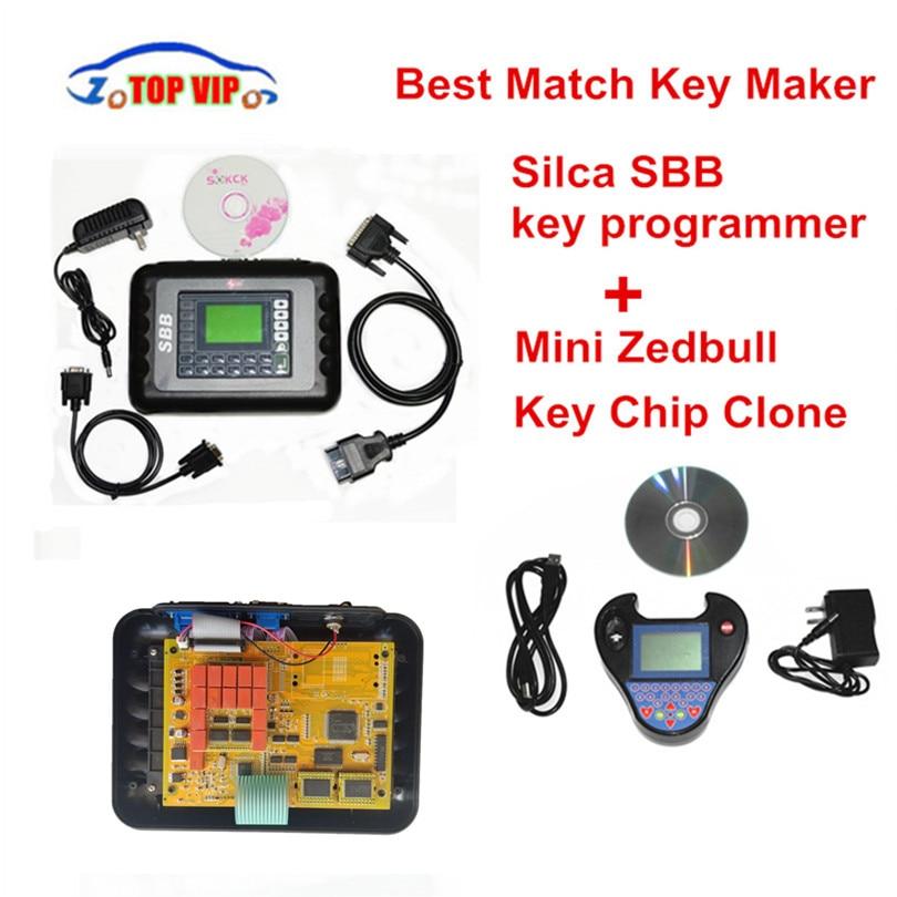 Best Match! Hot SBB Key Programmer V33.02 no Token limite + Mini ZedBull Transponder Key Chip Cloner V508 Zed bull For Mutl-Cars musiland 01us mark2 usb hifi external sound card hardware decoding dsd support 32bit 384khz