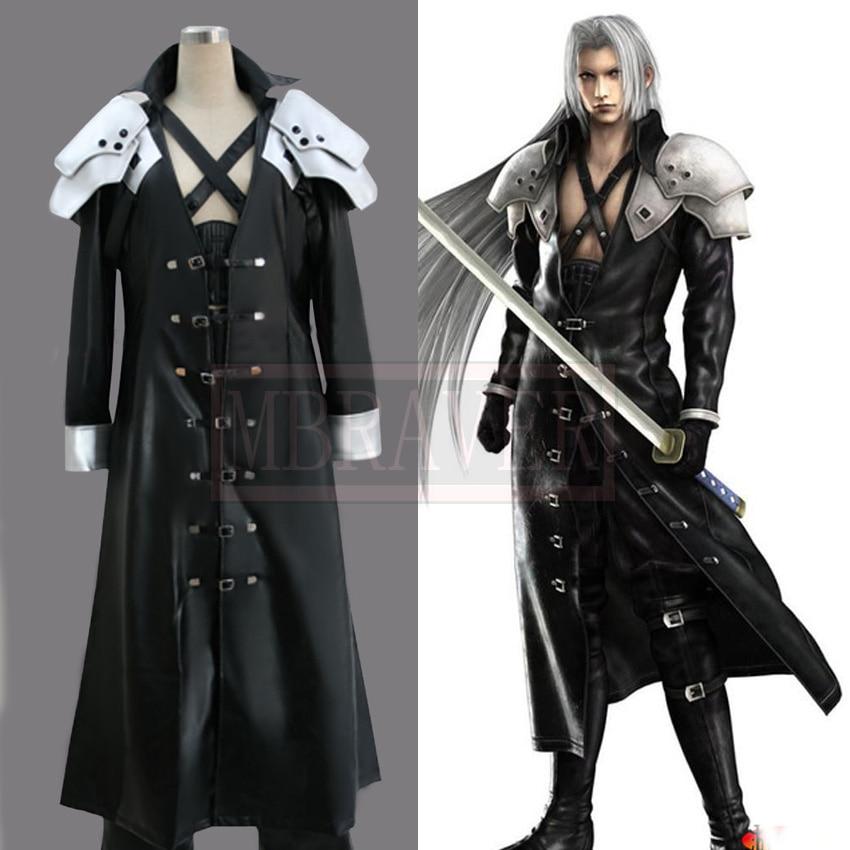 Final Fantasy Sephiroth Cosplay Final Fantasy V...