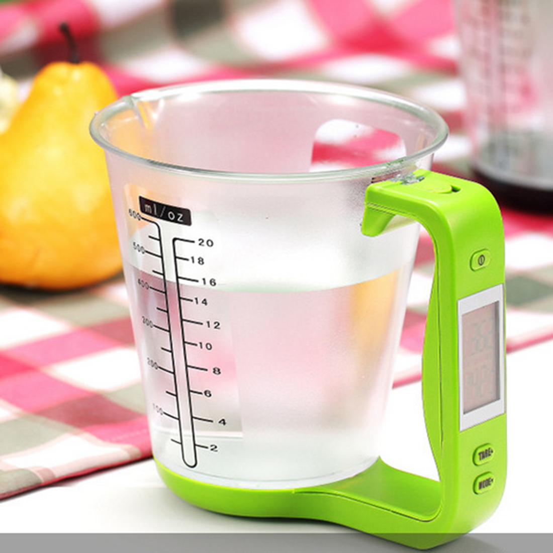 Digital Cup Scale Electronic Kitchen Measuring Cups With LCD Display Liquid Measure Cup Jug Household Scales Kitchen Tools