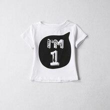 Kids T Shirt Baby Boy TShirts Girl Clothes Short Sleeve Shirts For Boys