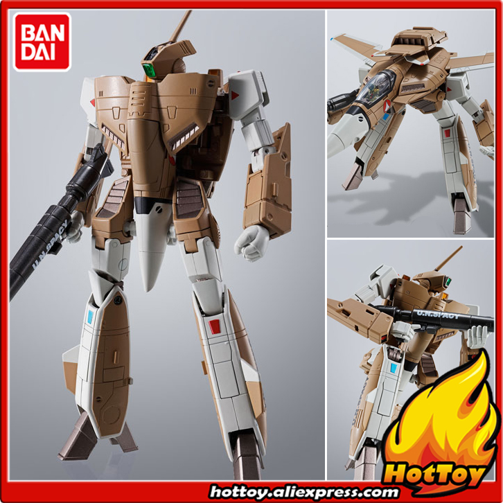 100% Original BANDAI Tamashii Nation HI METAL R Action Figure VF 1A Valkyrie (Standard Production Model) from Macross