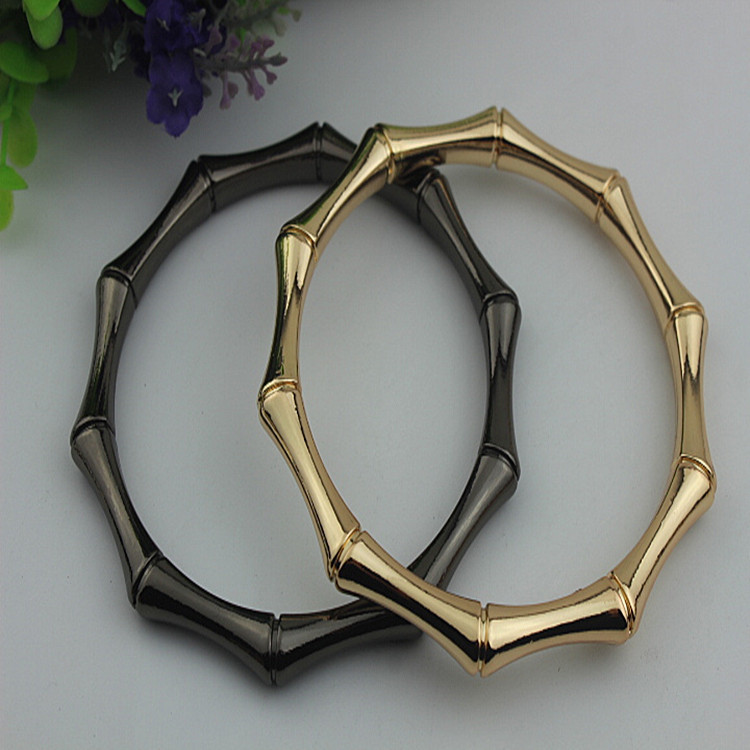Arts,crafts & Sewing Special Section 2pcs O Ring Bag Handles For Crochet Obag Resin Buckles For Handbag Wallet Purse Frame Clasp Diy Bag Hanger Accessories Ky958