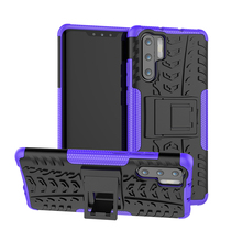 For Huawei P30 Pro Case Heavy Duty Hard Rubber Silicone Anti-knock Phone Cover for