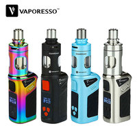 100 Original Vaporesso TARGET Mini TC Electronic Cigarette Kit 40W VW VT Ni SS Ti 1400mAH